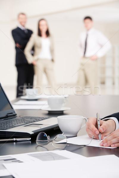 Working day Stock photo © pressmaster