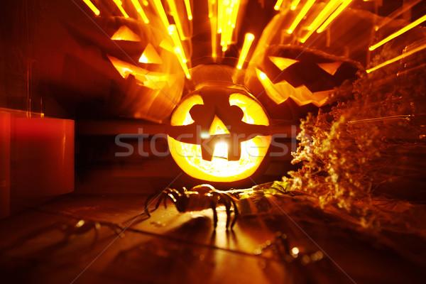 Halloween light Stock photo © pressmaster