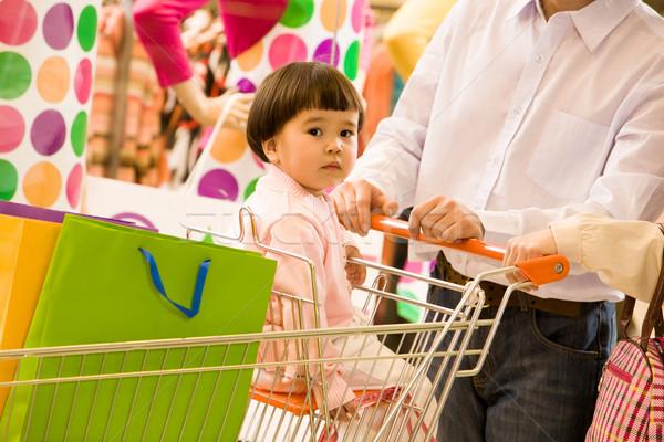 In the supermarket Stock photo © pressmaster