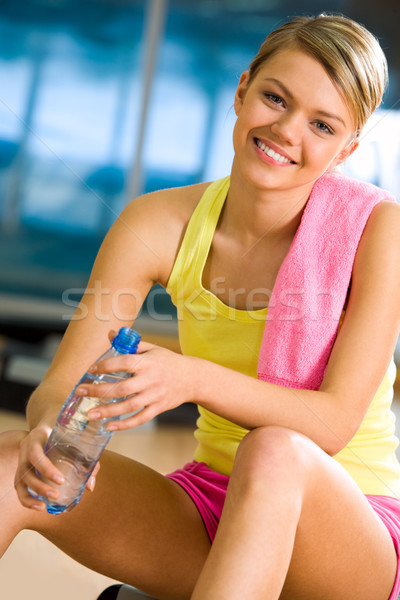 Healthy female Stock photo © pressmaster