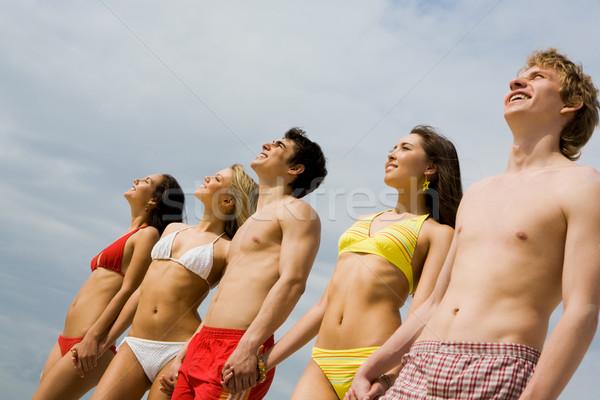 Taking pleasure Stock photo © pressmaster
