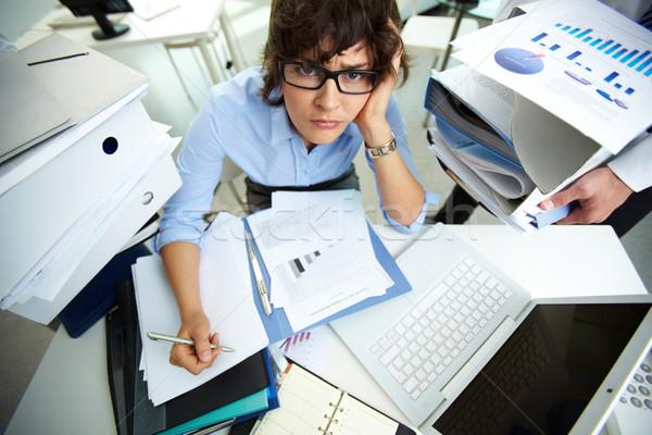 Emergency job Stock photo © pressmaster