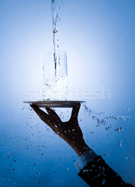 Water concept Stock photo © pressmaster