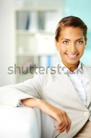 Stock photo: Happy employee