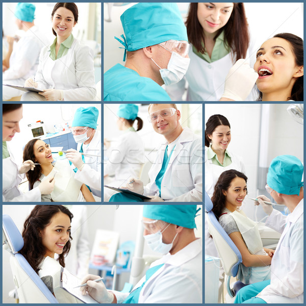 Dental care Stock photo © pressmaster
