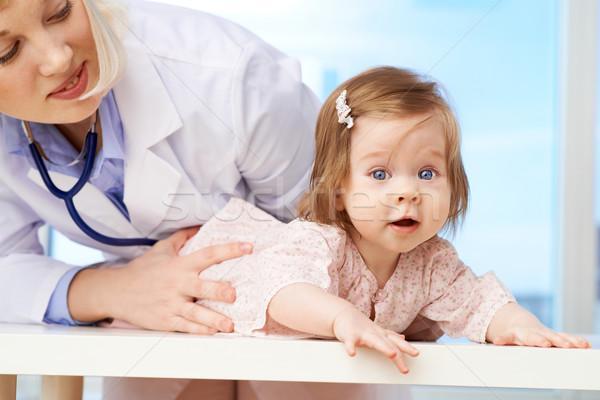 Medical examination Stock photo © pressmaster