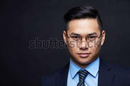 Young businessman Stock photo © pressmaster