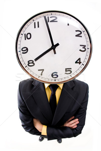 Watch time! Stock photo © pressmaster