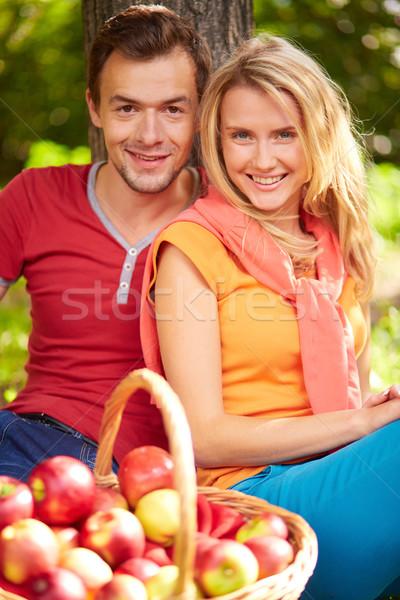 Amorous dates Stock photo © pressmaster
