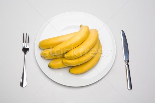 Bunch of bananas Stock photo © pressmaster