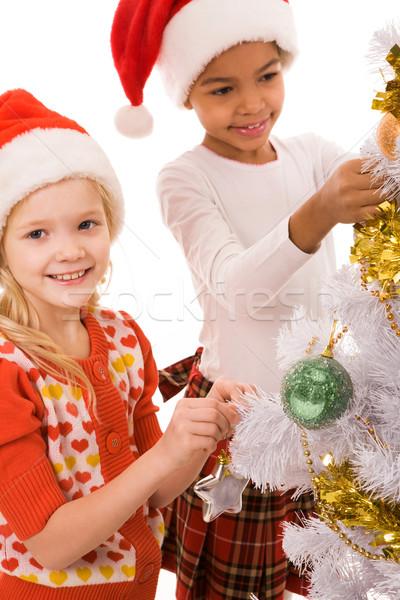 Cheerful girl Stock photo © pressmaster