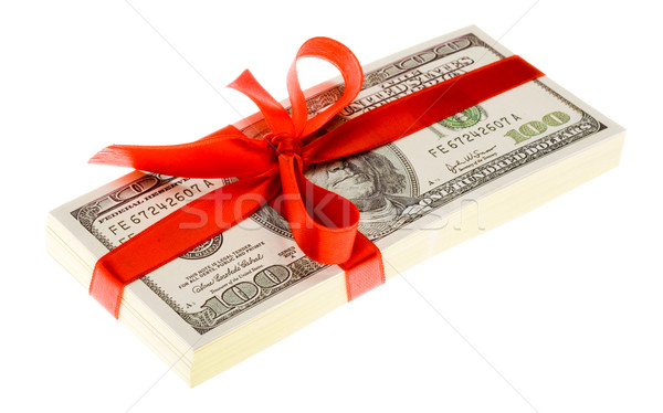 Money present Stock photo © pressmaster