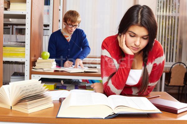essays reading habits among students