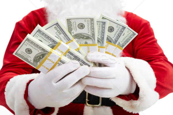 Christmas wealth Stock photo © pressmaster