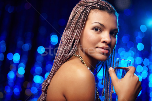 Ethnic beauty Stock photo © pressmaster