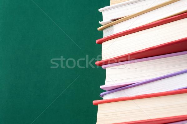 Heap of books Stock photo © pressmaster