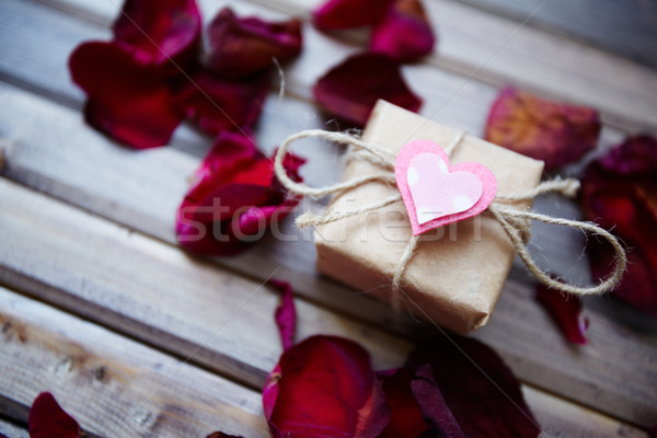 Token of love Stock photo © pressmaster