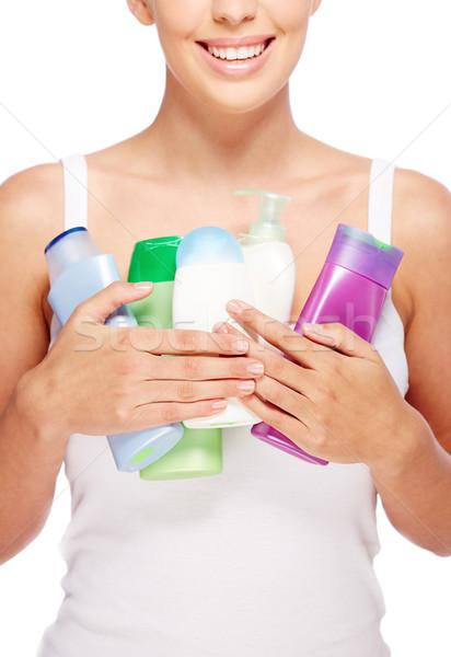 Body cosmetics Stock photo © pressmaster