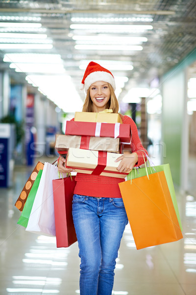 Happy shopping Stock photo © pressmaster