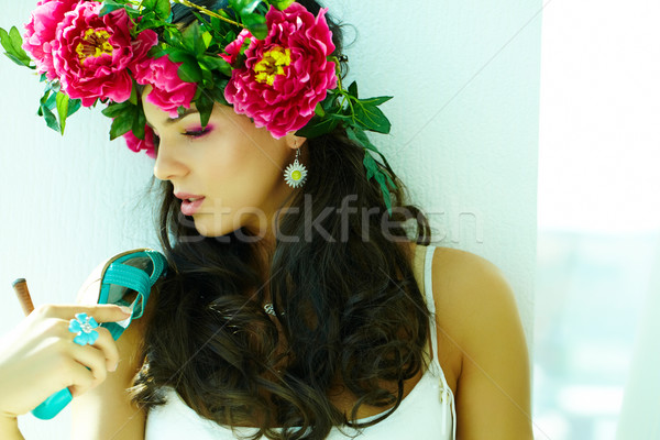 Luxurious girl Stock photo © pressmaster