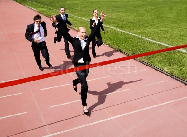 Business race Stock photo © pressmaster