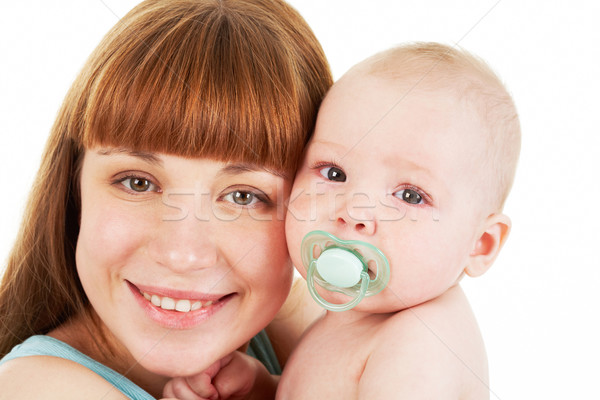 Mother and child Stock photo © pressmaster