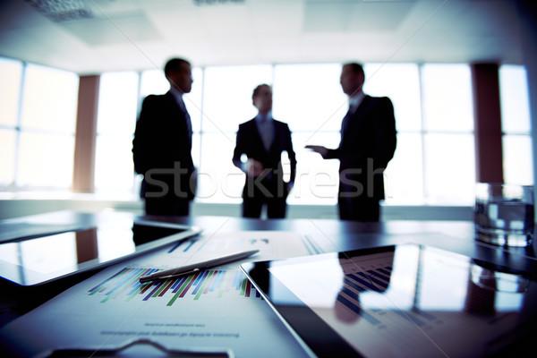 Financial planning Stock photo © pressmaster