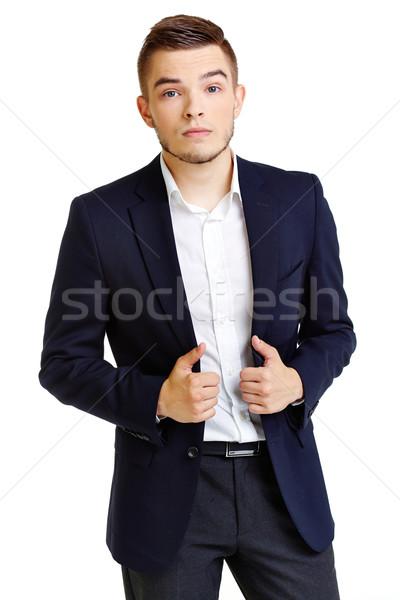 Elegant businessman Stock photo © pressmaster