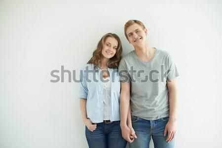 Young dates Stock photo © pressmaster