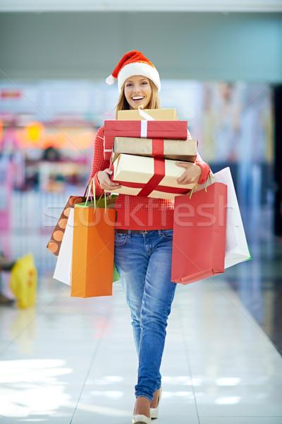 Shopping Eve Stock photo © pressmaster