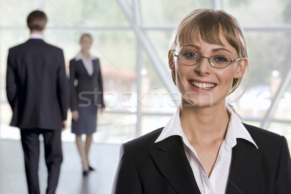 Successful woman Stock photo © pressmaster