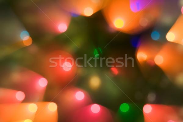 Red lights Stock photo © pressmaster