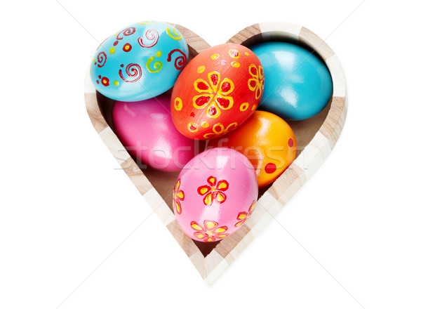 Easter heart Stock photo © pressmaster