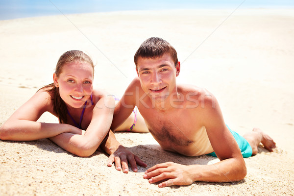Romantic vacation Stock photo © pressmaster