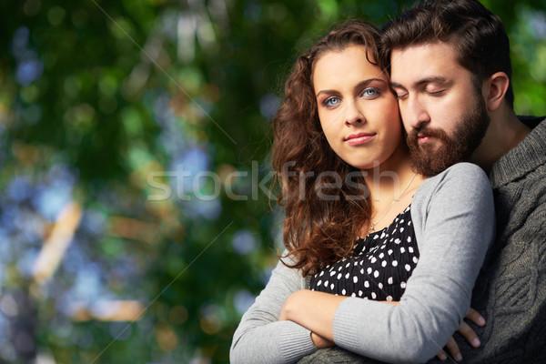 привязчивый любителей изображение человека подруга Сток-фото © pressmaster