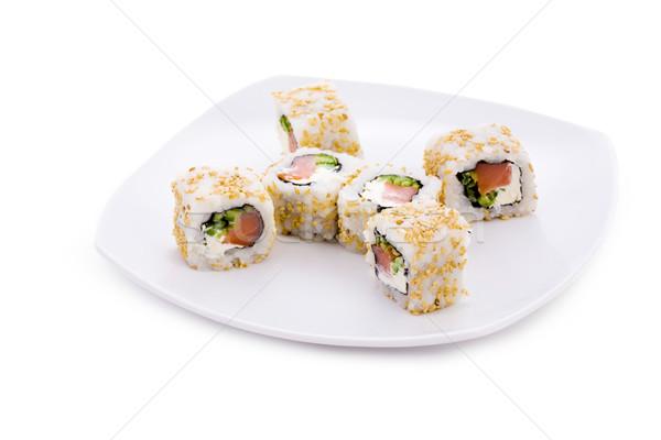 Аляска маки изображение суши служивший кунжут Сток-фото © pressmaster
