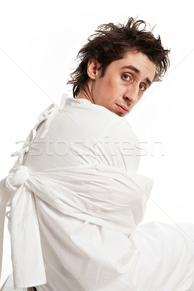 Isolated man Stock photo © pressmaster