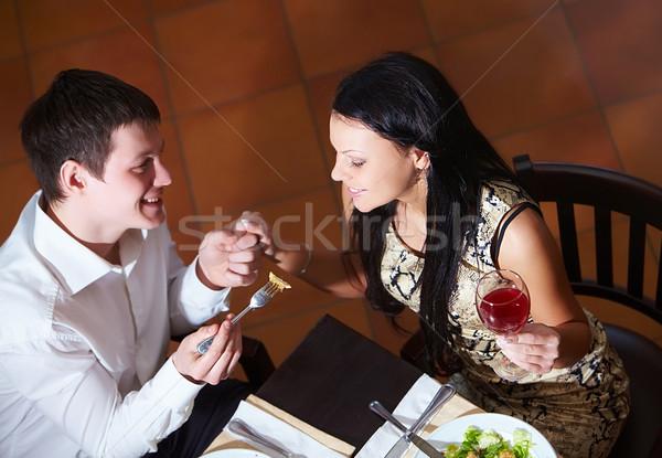 Dinner   Stock photo © pressmaster
