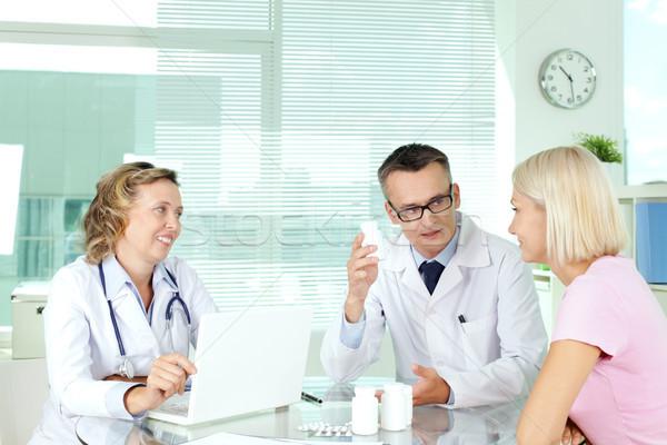 New medicine Stock photo © pressmaster