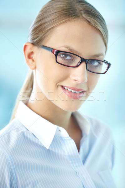 Beautiful intern Stock photo © pressmaster