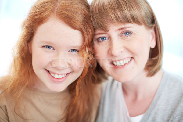 Mother and daughter Stock photo © pressmaster