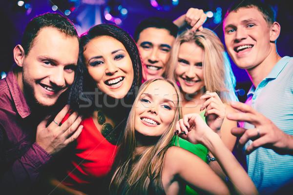 Group of friends Stock photo © pressmaster