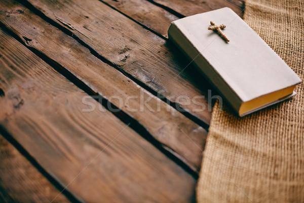 Holy writ Stock photo © pressmaster