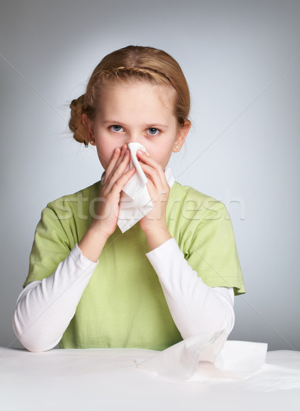 Allergy Stock photo © pressmaster