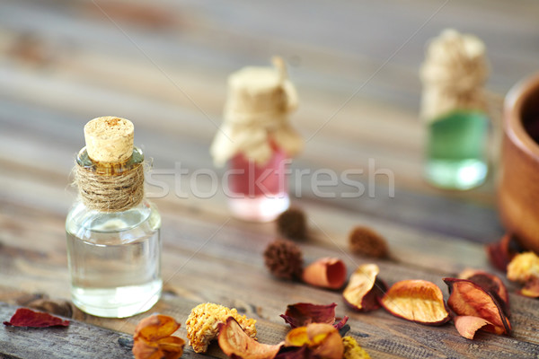 Elixir of luxury Stock photo © pressmaster