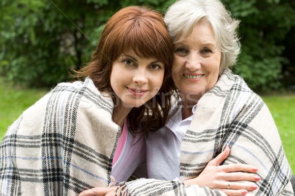Two women Stock photo © pressmaster