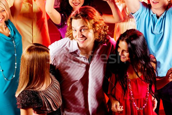 Partying Stock photo © pressmaster