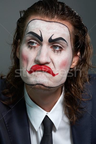 Bifacial businessman  Stock photo © pressmaster