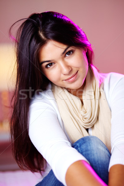 Good-looking girl  Stock photo © pressmaster