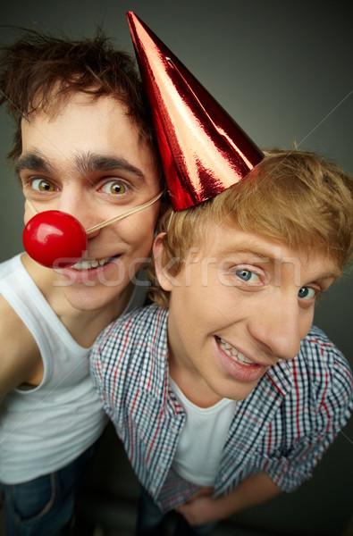 Like clowns Stock photo © pressmaster